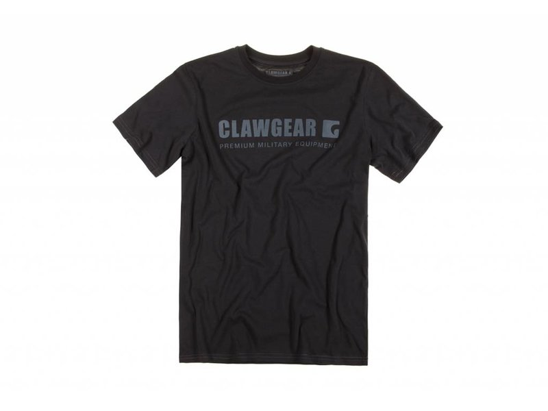Claw Gear Logo Tee T-Shirt (Black)