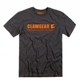 Claw Gear Logo Tee T-Shirt (Grey)