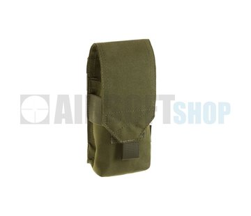 Invader Gear 5.56 1x Double Mag Pouch (Olive Drab)