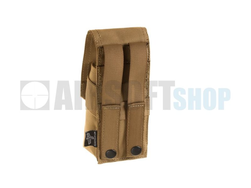 Invader Gear 5.56 1x Double Mag Pouch (Coyote)