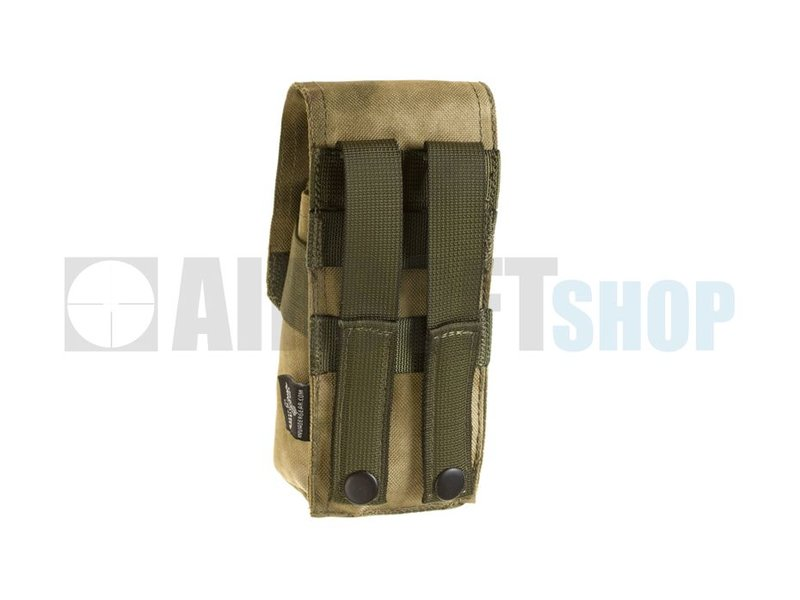 Invader Gear 5.56 1x Double Mag Pouch (Everglade)
