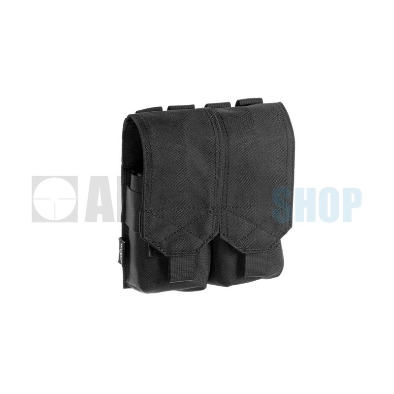 Invader Gear 5.56 2x Double Mag Pouch (Black)