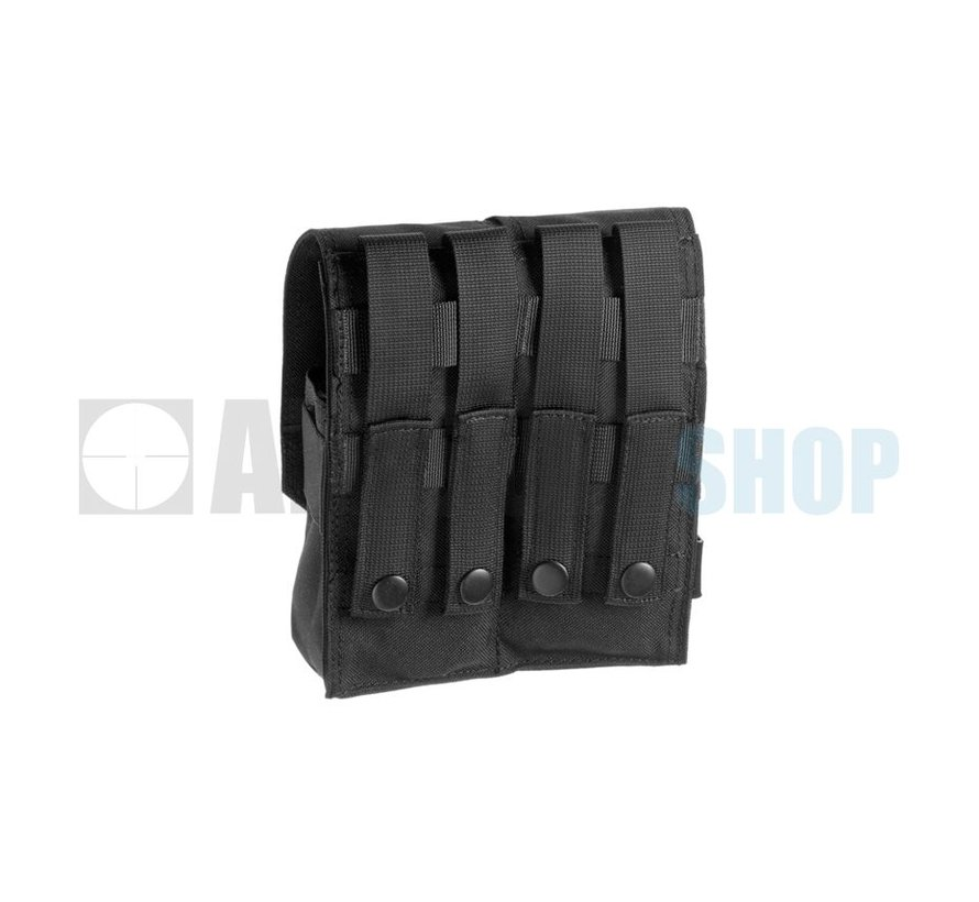 5.56 2x Double Mag Pouch (Black)
