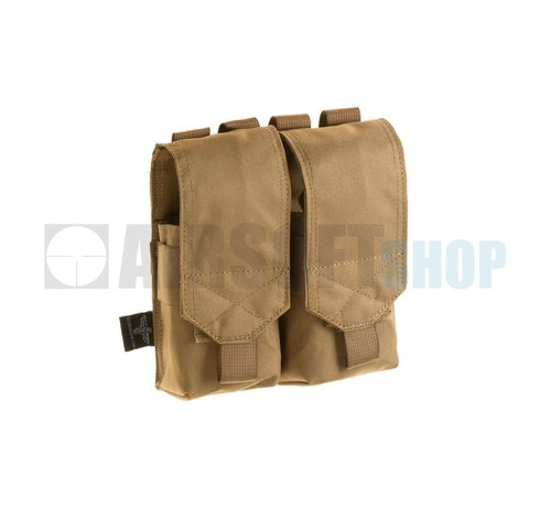 Invader Gear 5.56 2x Double Mag Pouch (Coyote)