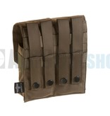 Invader Gear 5.56 2x Double Mag Pouch (Ranger Green)