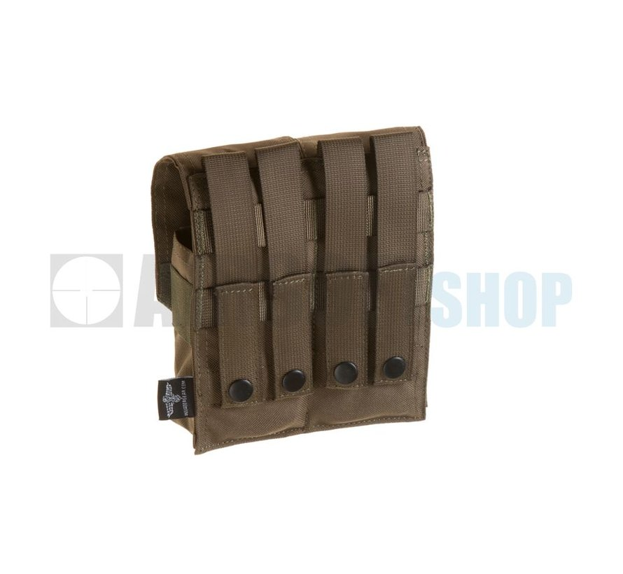 5.56 2x Double Mag Pouch (Ranger Green)