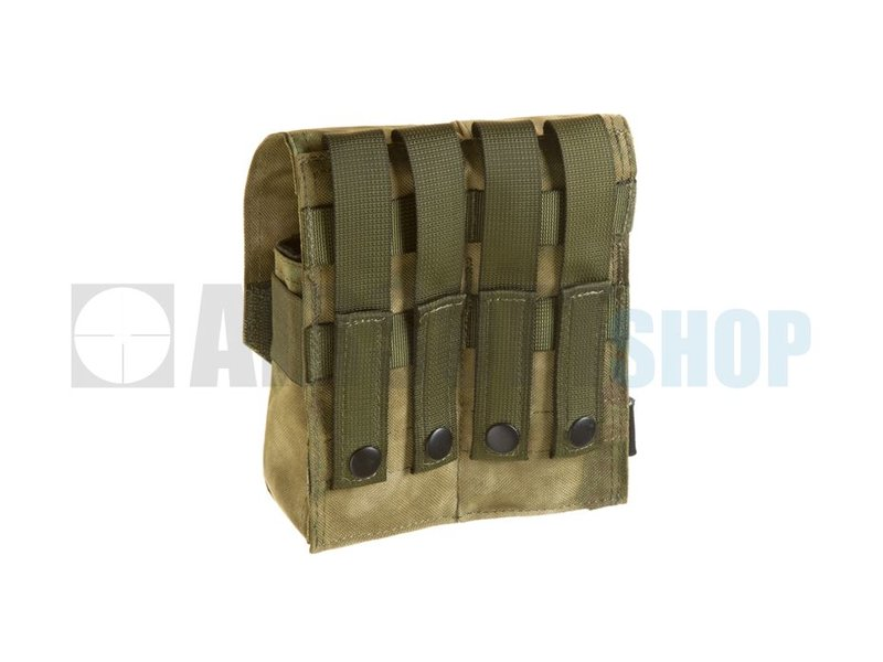 Invader Gear 5.56 2x Double Mag Pouch (Everglade)