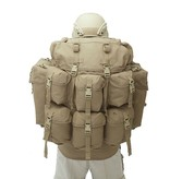 Warrior BMF Bergen Backpack (Coyote Tan)