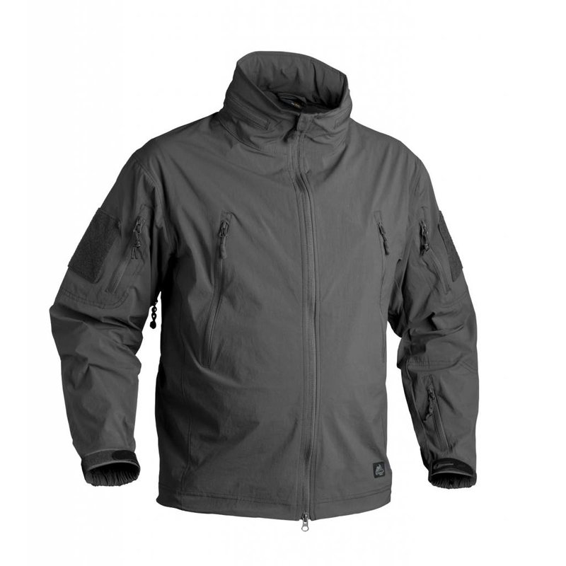 Helikon Trooper Soft Shell Jacket (Black)