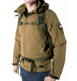 Helikon Trooper Soft Shell Jacket (Olive Green)