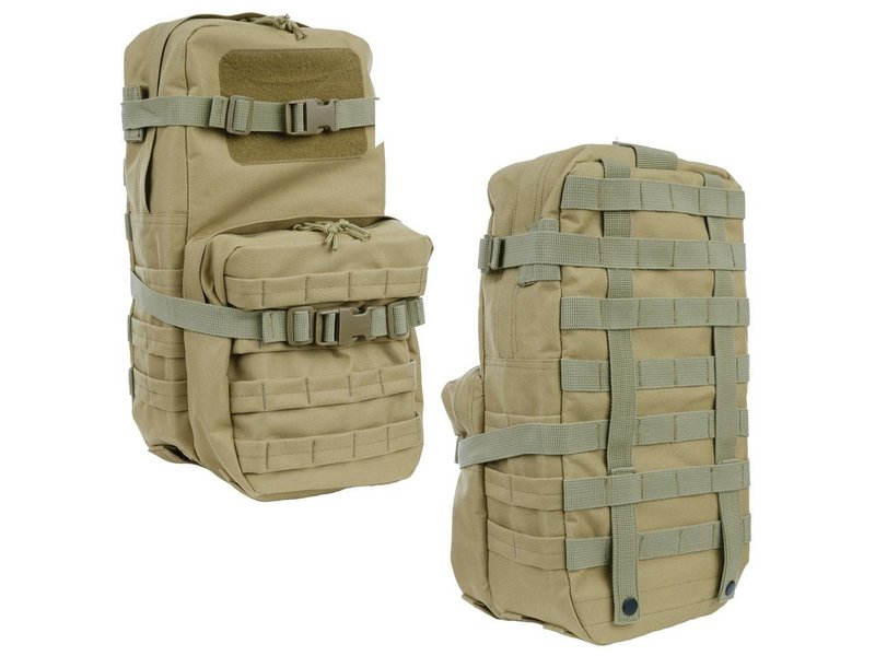 101 Inc Molle Backpack