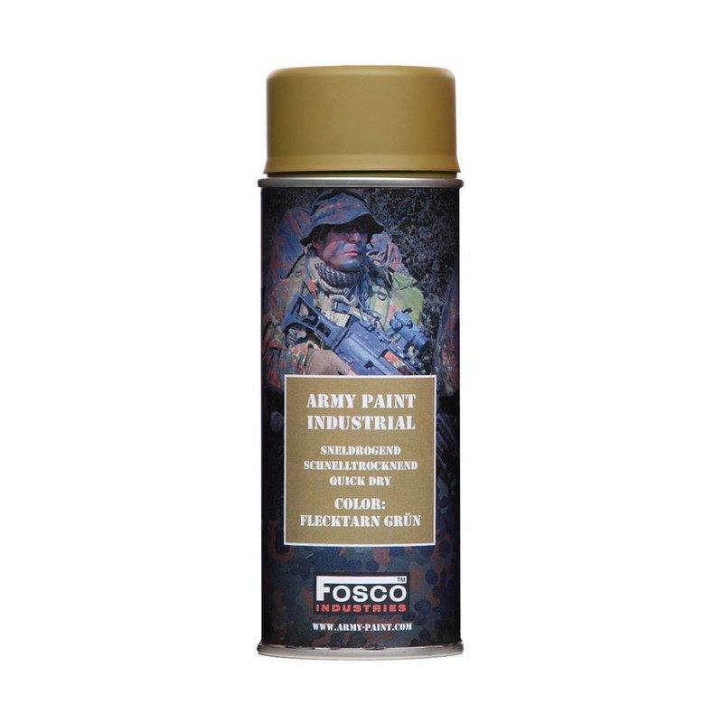 Fosco Spray Paint Flecktarn Grün 400ml
