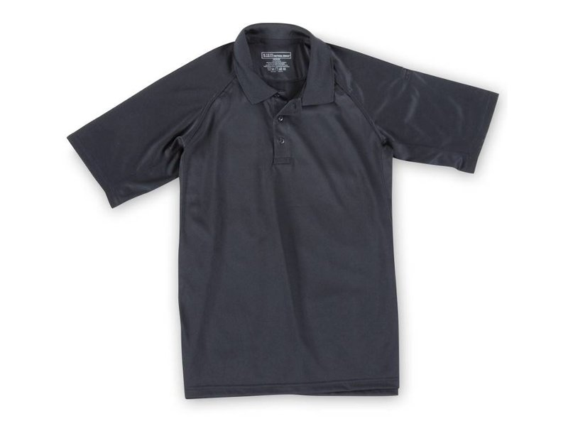 5.11 Tactical Performance Polo SS (Black)