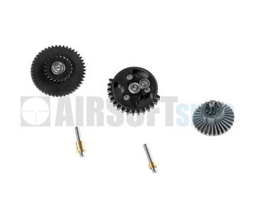 BD Custom 100:200 Super High Speed 3 Bearing Gear Set