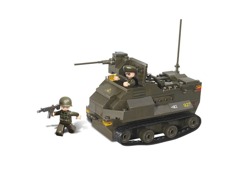 Sluban Armored Vehicle M38-B0281