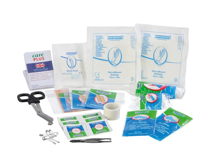 Care Plus First Aid Kit Compact