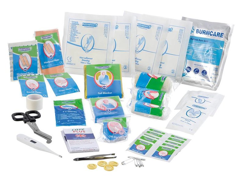 Care Plus First Aid Kit Waterproof