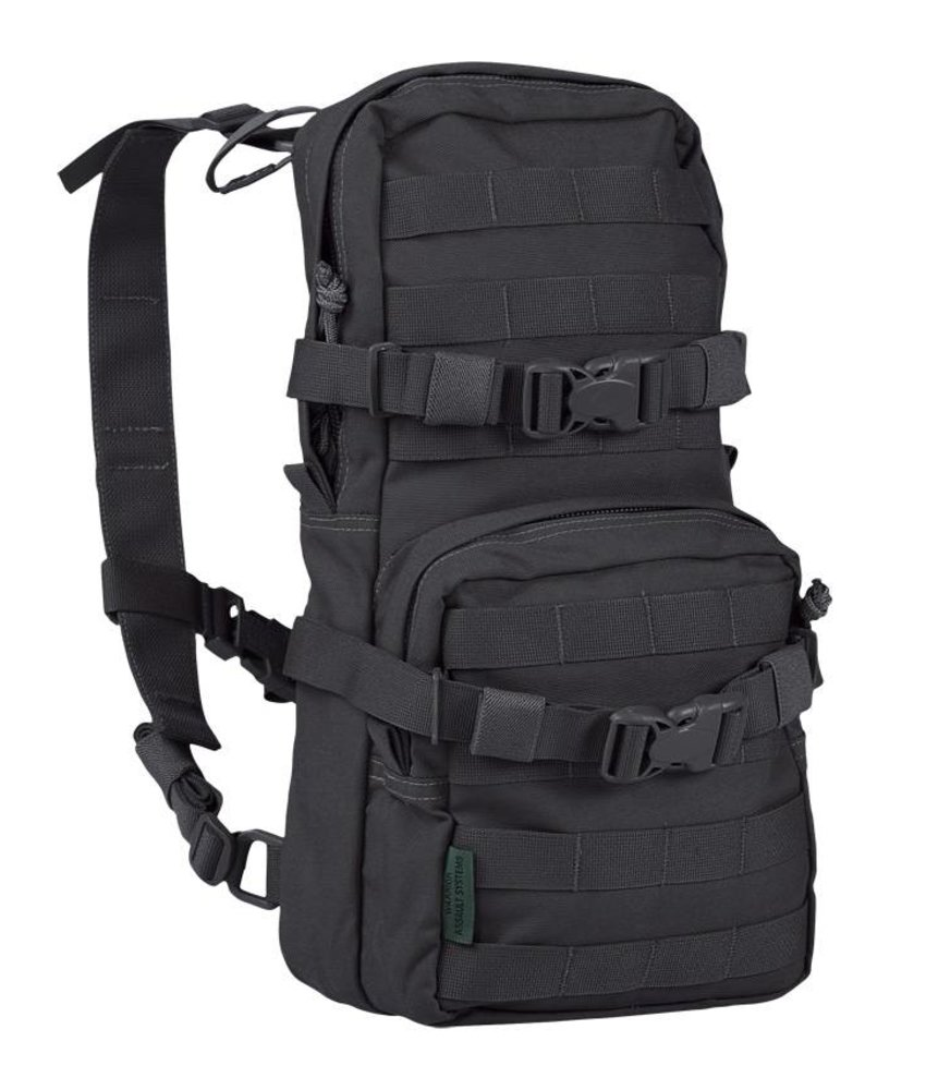Warrior Cargo Pack (Black)