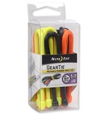 "Nite Ize Gear Tie 6"" Pro Pack (Assorted)"