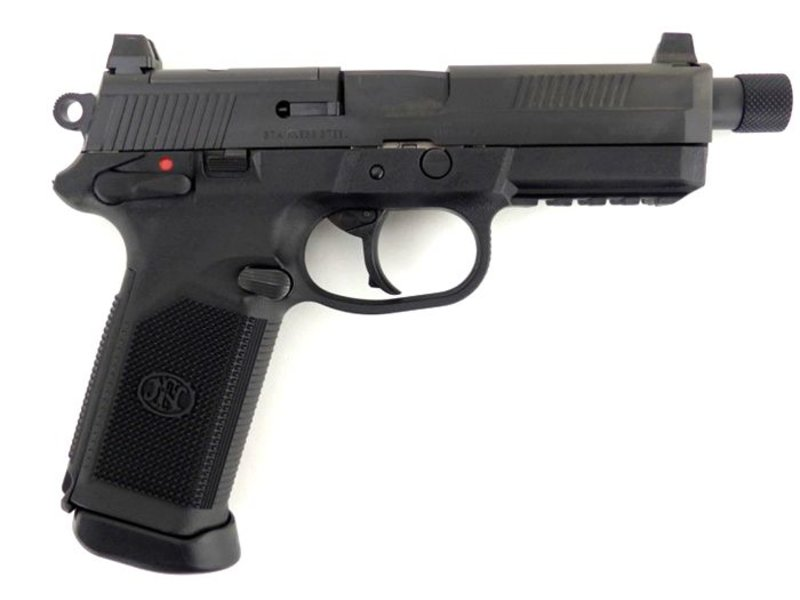 Cybergun FN FNX-45 Tactical GBB (Black)