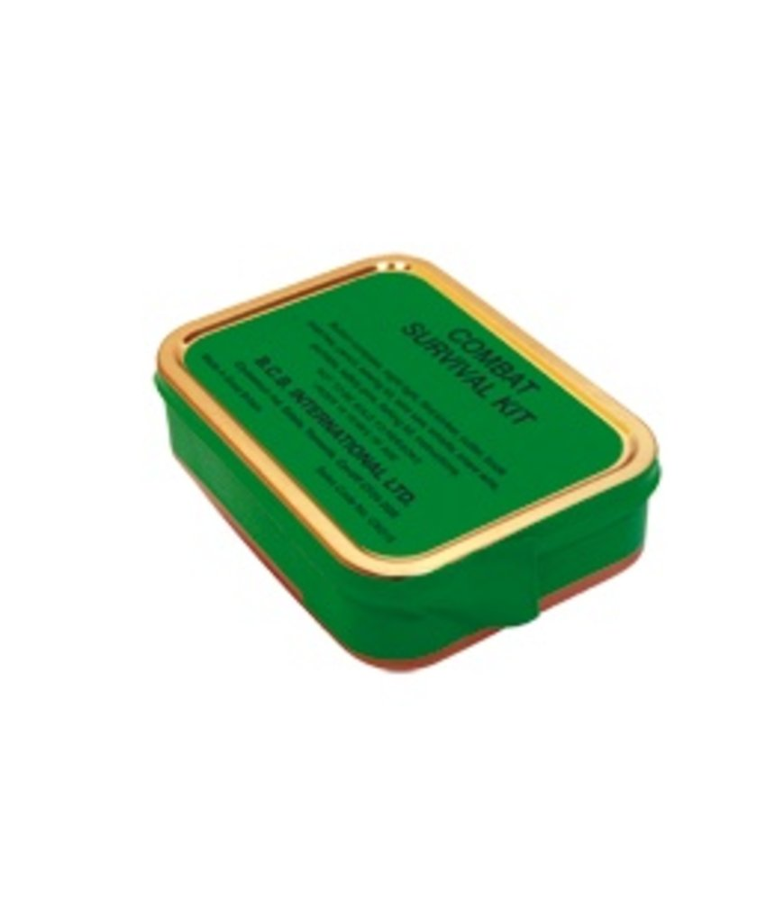 BCB Combat Survival Tin