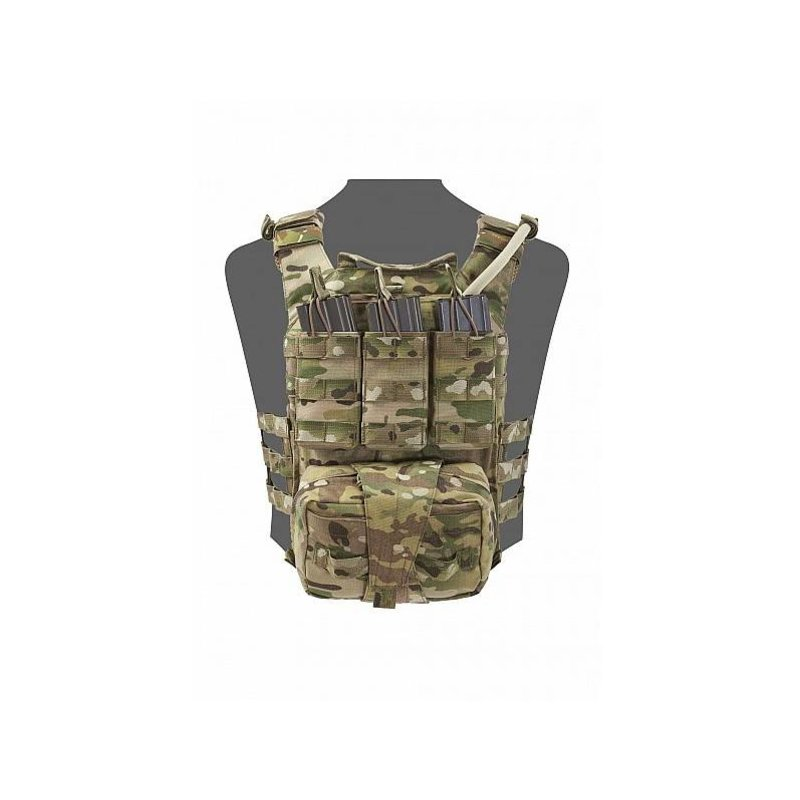 Warrior Assaulters Back Panel (Multicam)