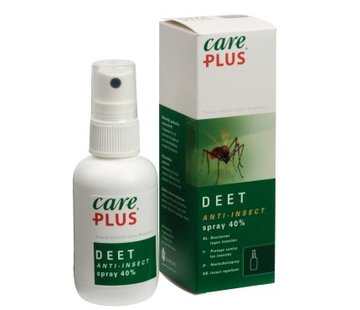 Care Plus DEET Anti-insect Spray 40% 60ml