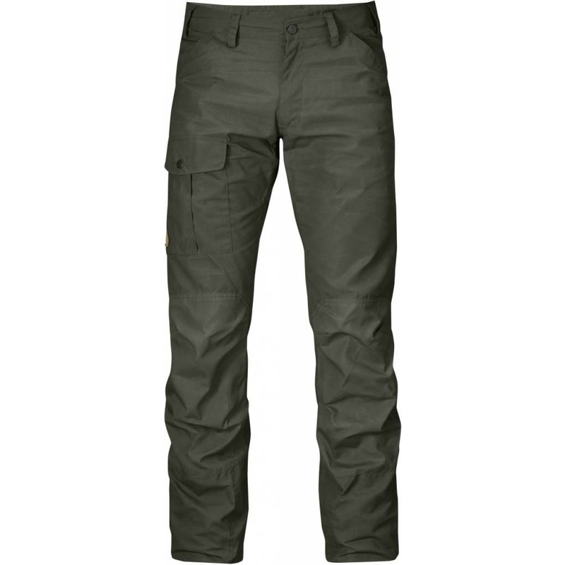 Fjällräven Nils Trousers (Mountain Grey)