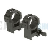 Leapers / UTG QD 30mm Mount Rings (High)