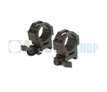Leapers / UTG QD 30mm Mount Rings (Medium)