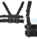 Blackhawk Tactical Holster Platform (Black)