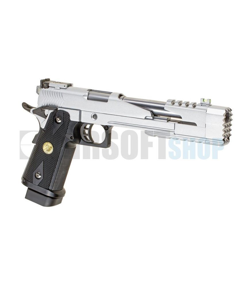 WE Hi-Capa 7 Dragon Silver GBB