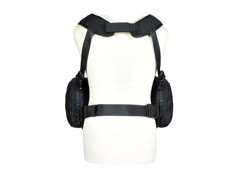 Tasmanian Tiger Chest Rig MKII (Black)
