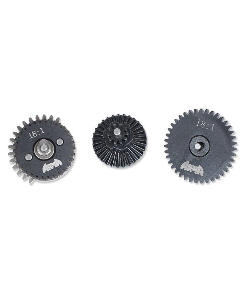 ArmaTech 18:1 High Speed Gear Set