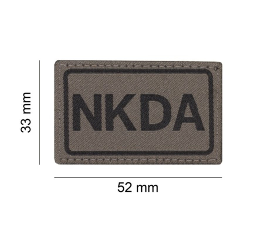 NKDA Patch (RAL7013)