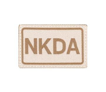 Claw Gear NKDA Patch (Desert)