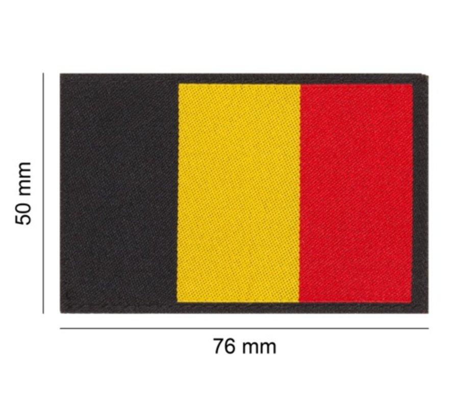 Belgische Vlag Patch