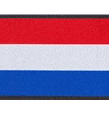 Claw Gear Nederlandse Vlag Patch