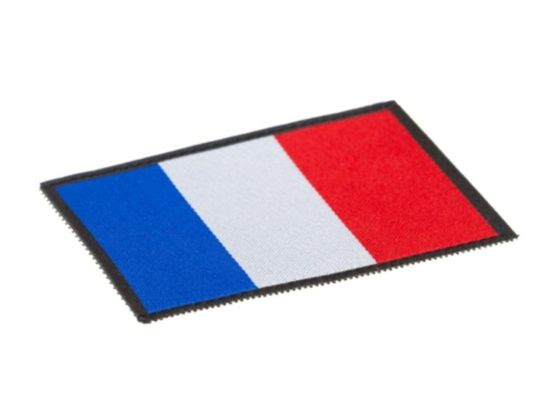 Claw Gear France Flag Patch