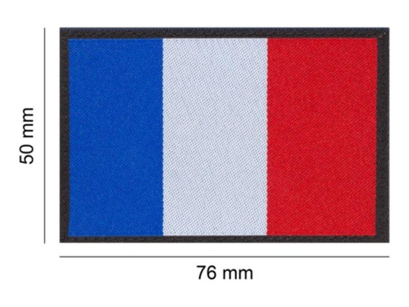 Claw Gear Franse Vlag Patch