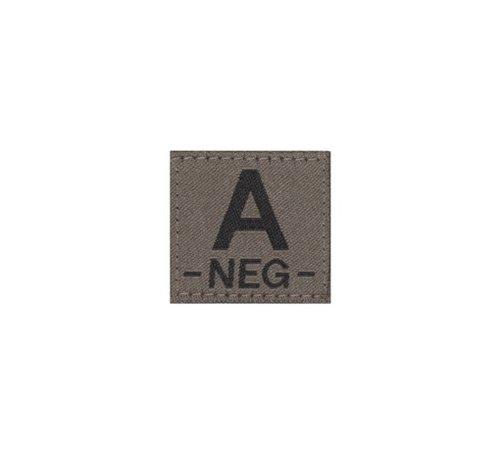 Claw Gear A NEG Bloodgroup Patch (RAL7013)