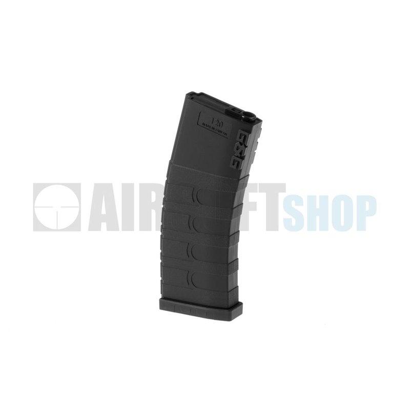 G&G M4/M16 Polymer Midcap 120rds (Black)