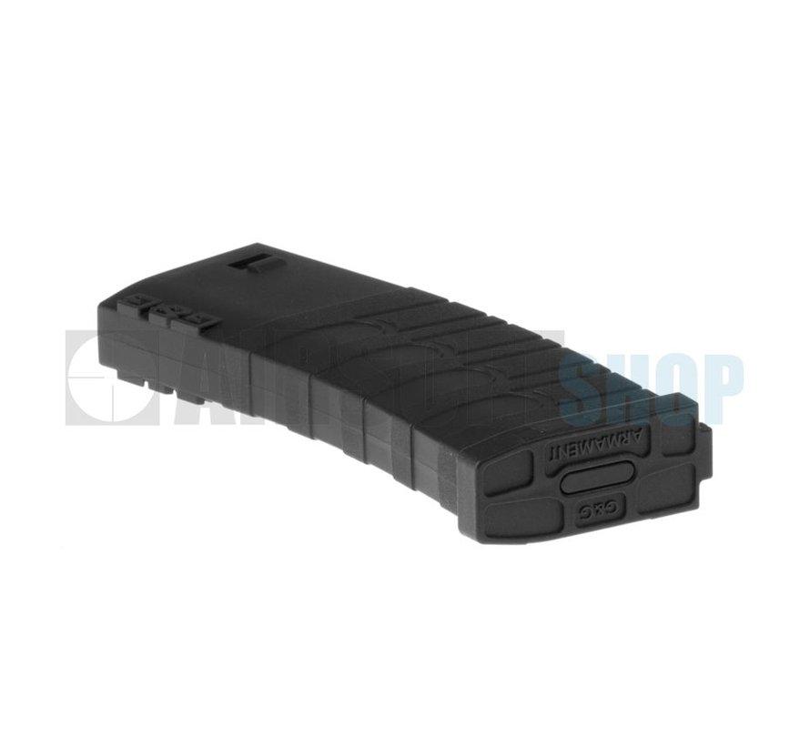 M4/M16 Polymer Midcap 120rds (Black)