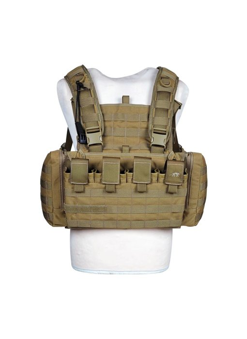 Tasmanian Tiger Chest Rig MKII (Coyote Brown)