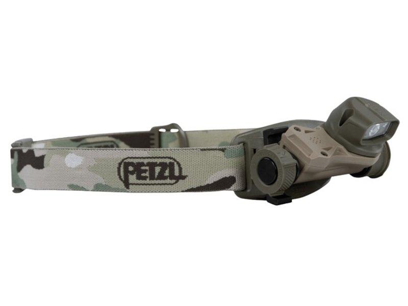 Petzl Headlamp STRIX VL (Camouflage)