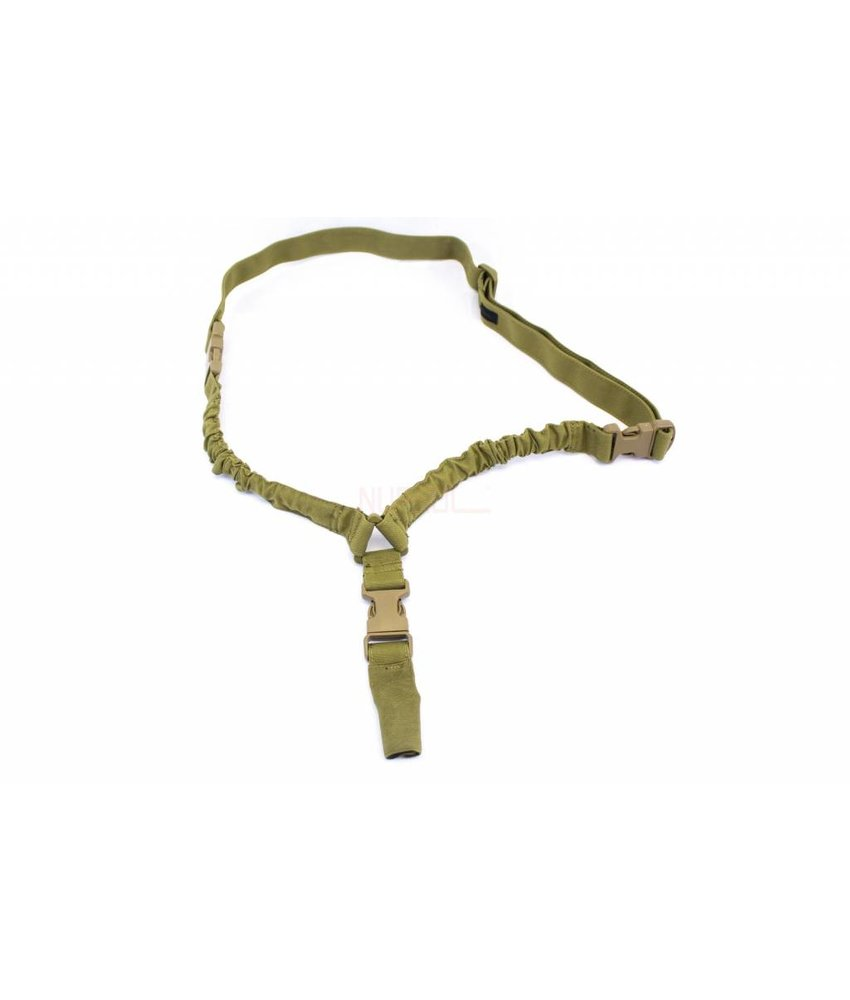 WEEU NUPROL One Point Bungee Sling (Tan)