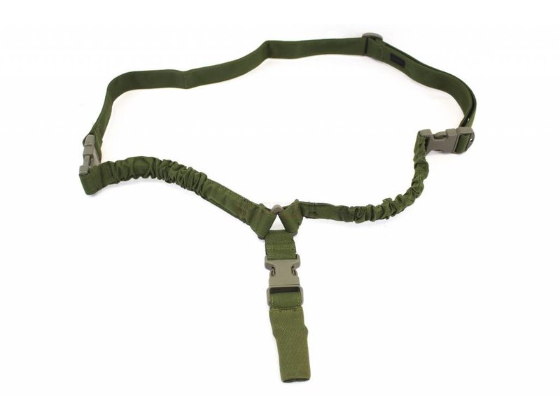 WEEU NUPROL One Point Bungee Sling (Olive Drab)