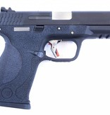 WE E-Force Big Bird M&P (Black Slide / Silver Barrel)