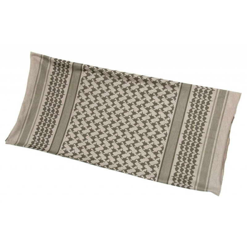 MIL-SPEC MONKEY Shemagh Multi-Wrap (Dusty Brown)