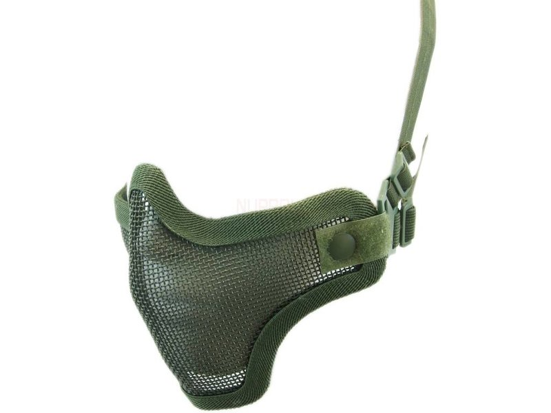 WEEU NUPROL Mesh Lower Face Shield V1 (Green)